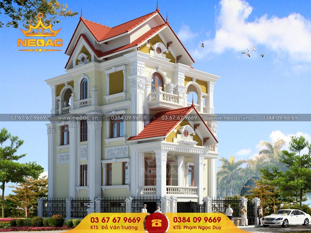 Công ty thiết kế kiến trúc tại 27 Thái Thịnh
