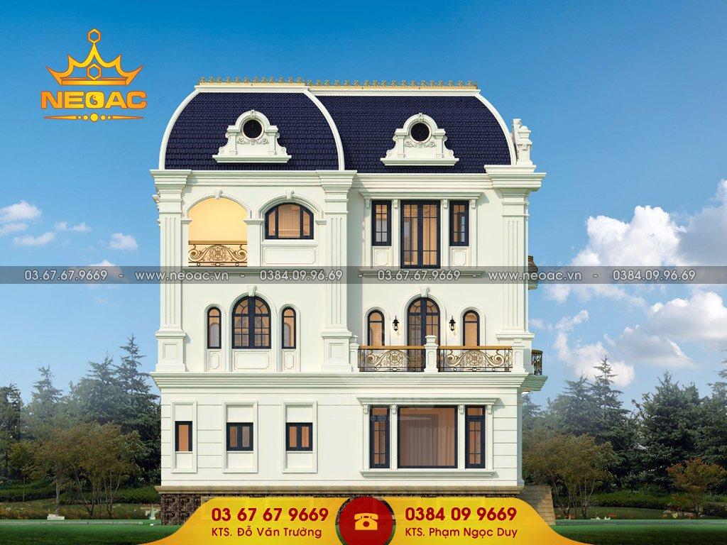 Công ty thiết kế kiến trúc tại 187 Tây Sơn