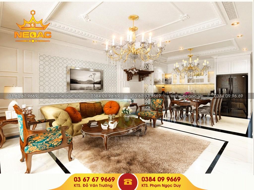 Công ty thiết kế kiến trúc tại 129D Trương Định