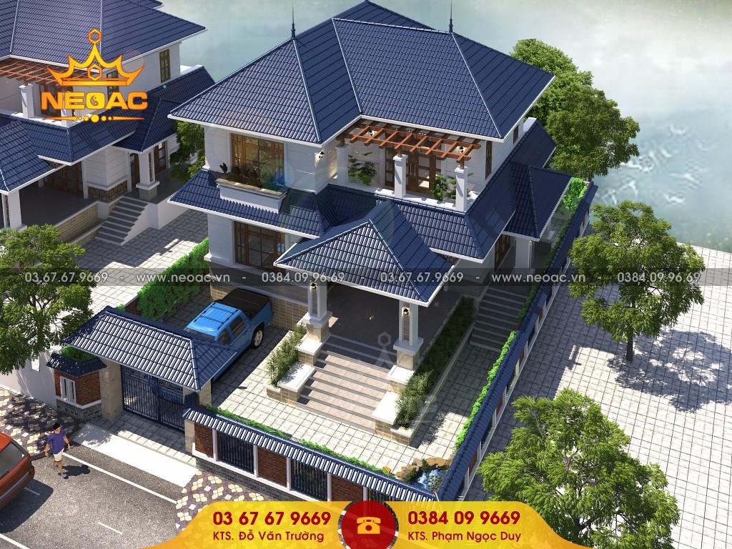 Công ty thiết kế kiến trúc tại 201 Minh Khai