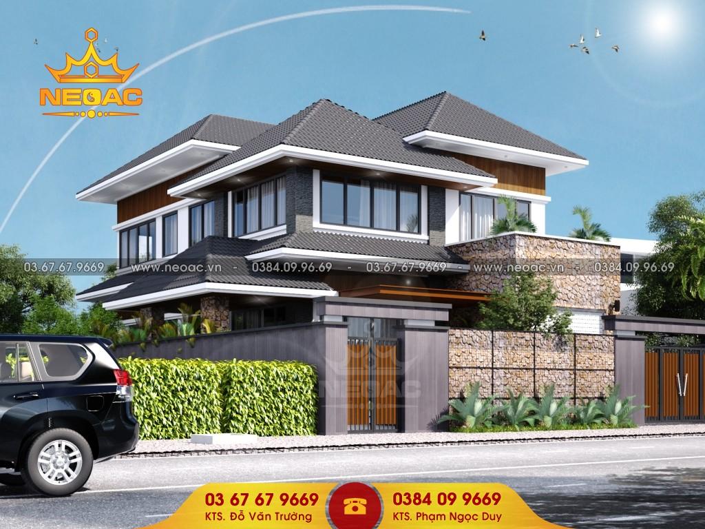Công ty thiết kế kiến trúc tại 36 Bồ Đề