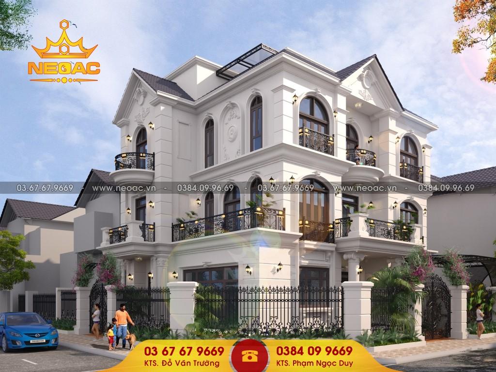 Công ty thiết kế kiến trúc tại 16 Phạm Hùng