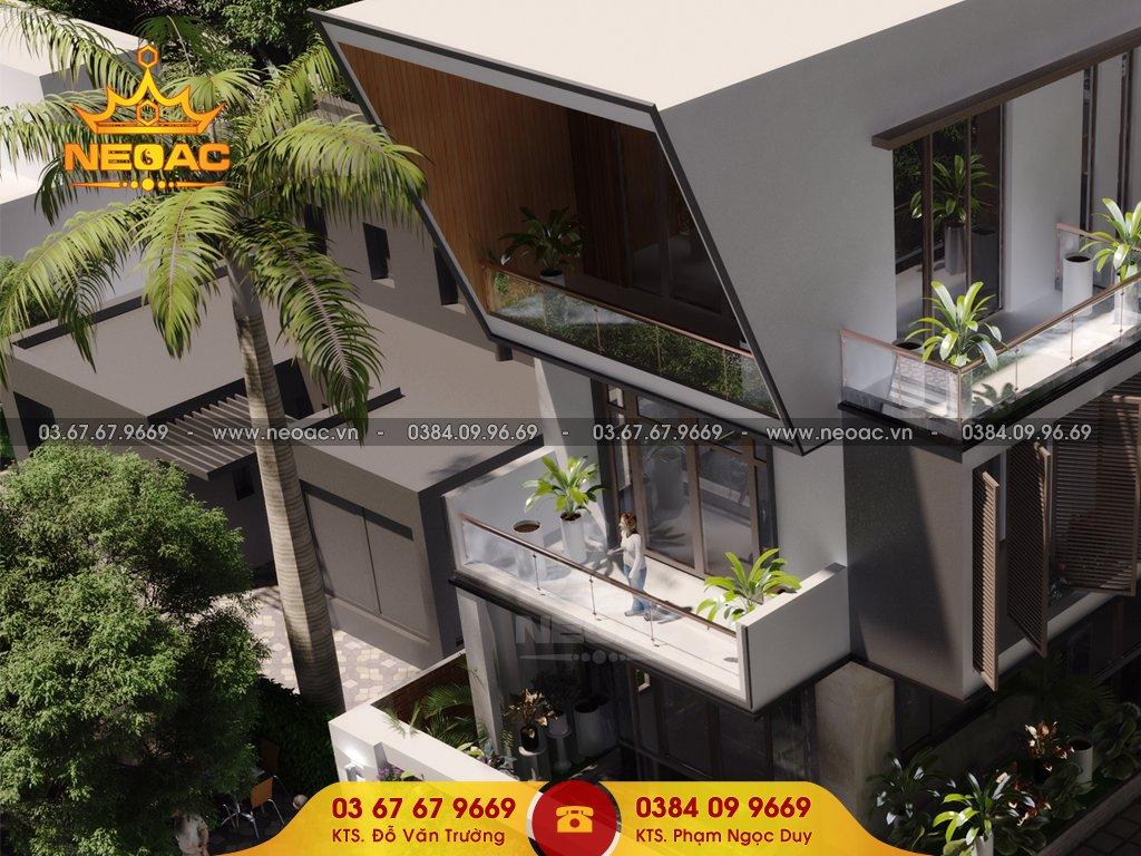 Công ty thiết kế kiến trúc tại 63 Nguyễn Huy Tưởng