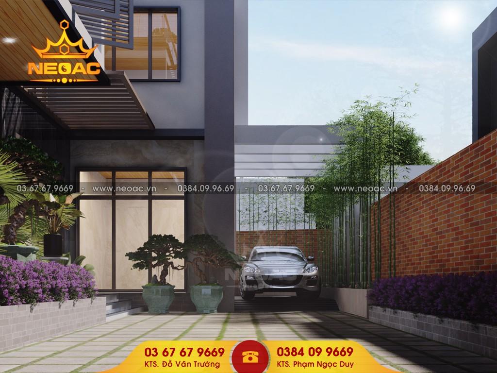 Công ty thiết kế kiến trúc tại 90 Nguyễn Tuân