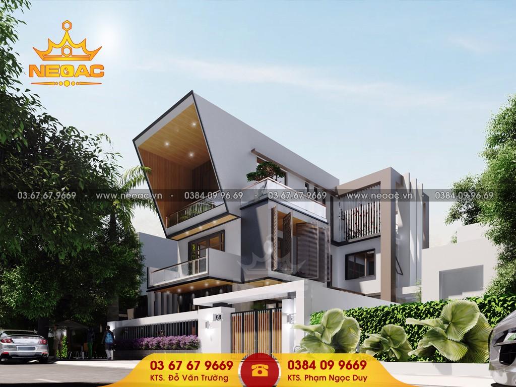 Công ty thiết kế kiến trúc tại Hà Nội Center Point Lê Văn Lương