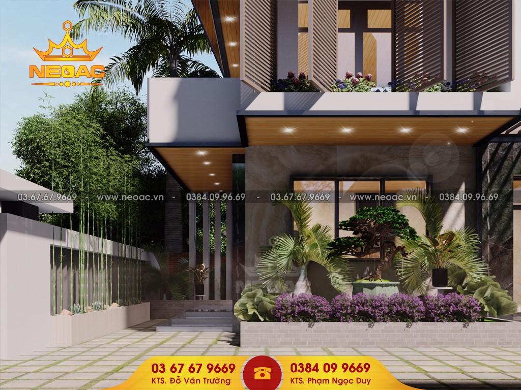 Công ty thiết kế kiến trúc tại 25 Nguyễn Huy Tưởng