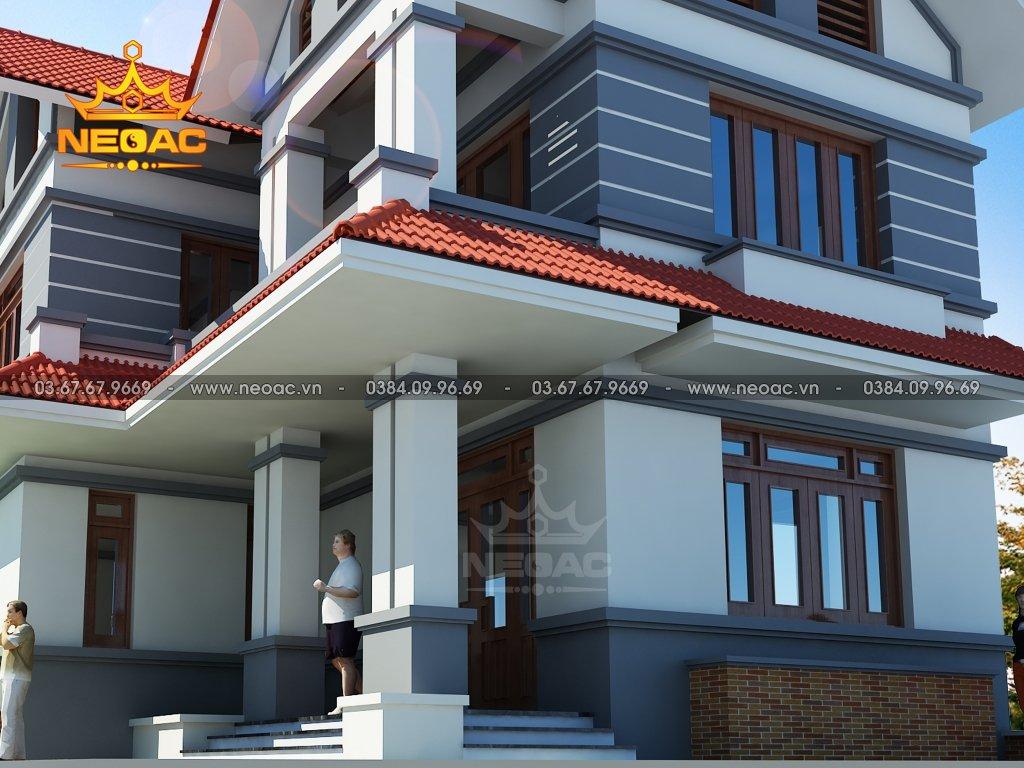 Biệt thự mái Thái 2 tầng 100m2