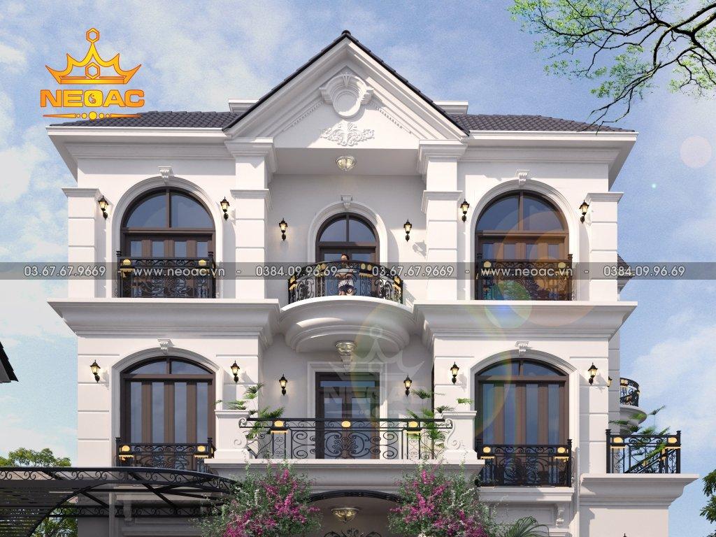 Tư vấn & triển khai dịch vụ thiết kế kiến trúc nhà đẹp tại Thái Bình