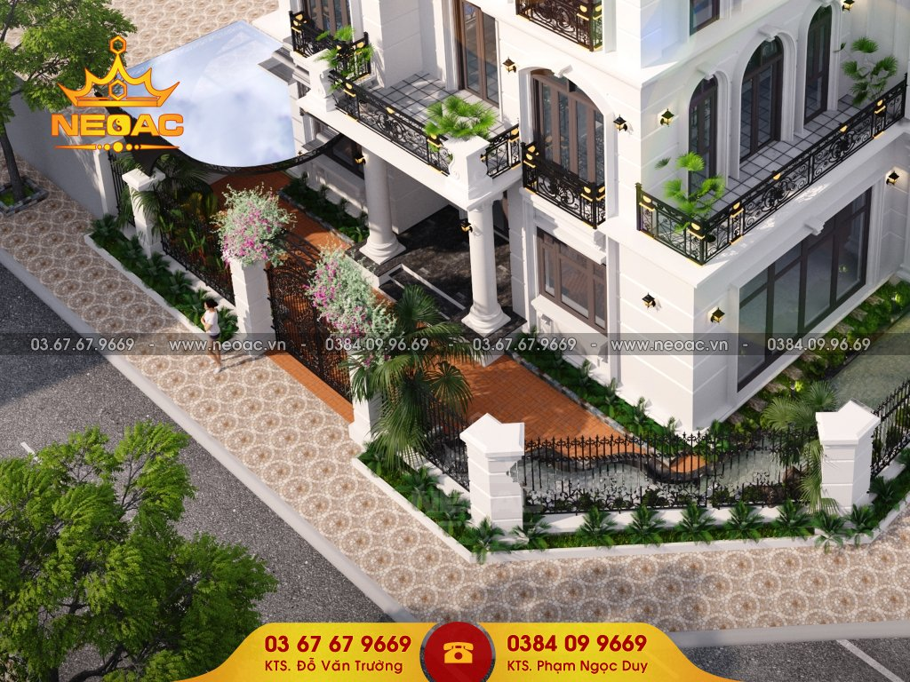 Tư vấn & triển khai dịch vụ thiết kế kiến trúc nhà đẹp tại Hải Phòng