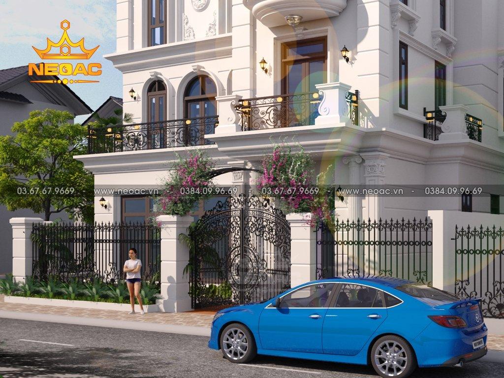 Tư vấn & triển khai dịch vụ thiết kế kiến trúc nhà đẹp tại Bắc Ninh