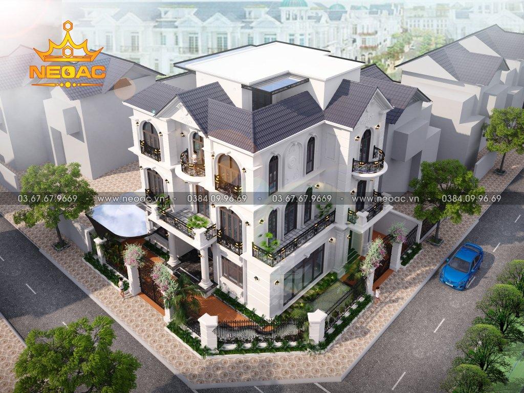 Tư vấn & triển khai dịch vụ thiết kế kiến trúc nhà đẹp tại Vũng Tàu