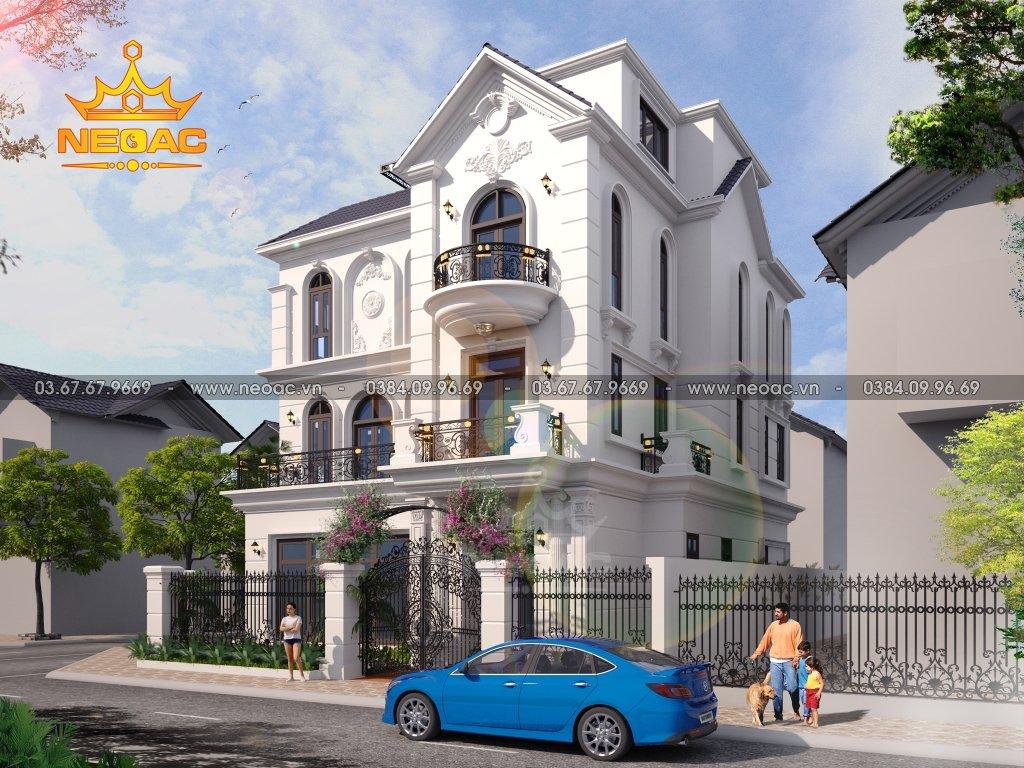 Tư vấn & triển khai dịch vụ thiết kế kiến trúc nhà đẹp tại Hưng Yên