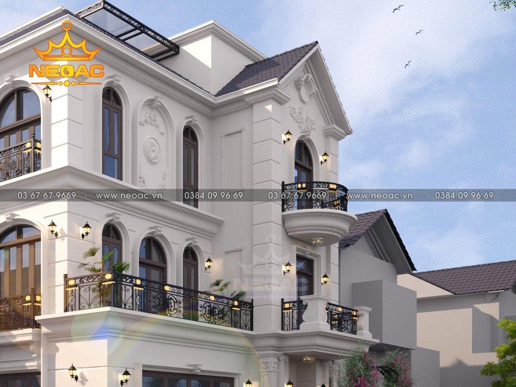 Tư vấn & triển khai dịch vụ thiết kế kiến trúc nhà đẹp tại Long An