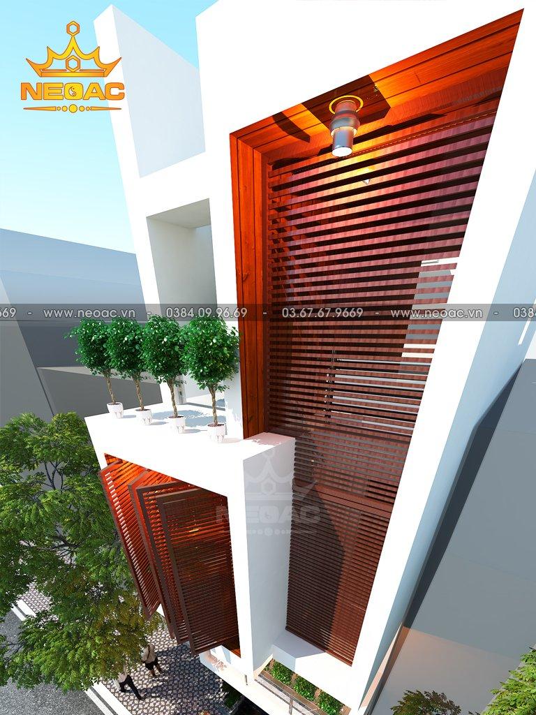 Nhà phố 3 tầng hiện đại 94m2 giá 1.2 tỷ