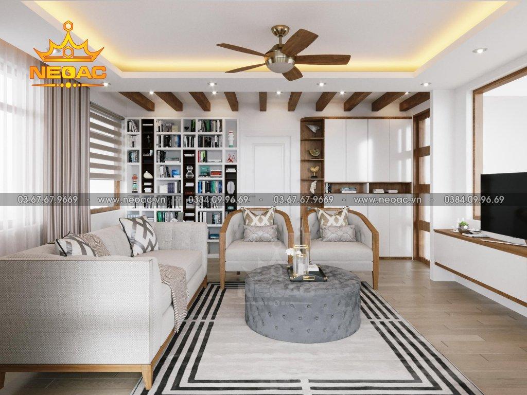Đơn giá nội thất biệt thự hiện đại tại huyện Gia Lộc