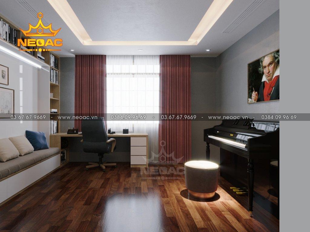 Mẫu thiết kế nội thất nhà phố hiện đại đẹp tại Hà Nội